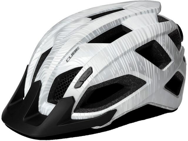Cube Pathos - Casco de bicicleta - blanco